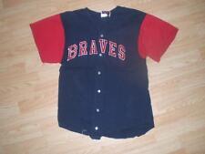 Men's Atlanta Braves M Logo 7 Jersey Vintage