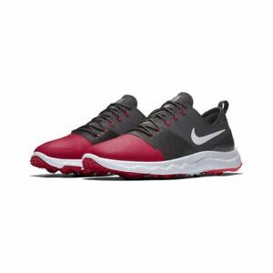 Nike FI Impact 3 Golf Shoes - Pink/White/Grey - AH6973-600 - Women's Size: 10
