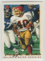 1995 Topps Football Washington Redskins team set