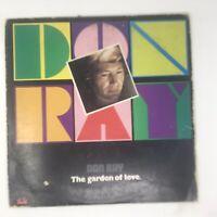 Don Ray The Garden Of Love LP Vinyl Record Original Pressing Rare Disco 1978