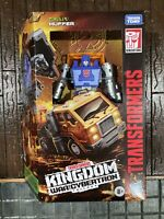 "Transformers WFC Kingdom 6"" Figure Deluxe Class Wave 2 Huffer IN STOCK"