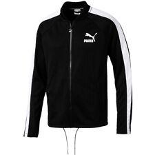 PUMA Archive T7 Summer Jacket Herren Freizeitjacke schwarz weiß 575699-01 XL