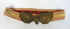 Cintura intorno al 1850 filigrana Argento placcato oro Turchia Agfanistan