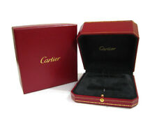 Cartier Presentation Red Jewelry Case w/ Outer Box for LOVE Bracelet NEW