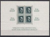 G3310/ GERMANY REICH – BLOCK MI # 11 MINT MNH – CV 355 $