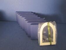 Swarovski Paradise set of 8 Bird Displays Perch Swing Ornament 625903 Brand New