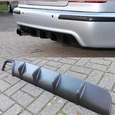 BMW E39 98 - 03 M SPORT DIFFUSER SPLITTER REAR BUMPER DIFFUSOR M SPORT