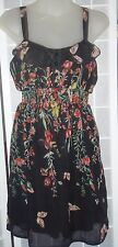 Jay Jays butterfly and flowers dress Size 10