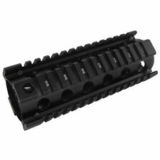 "Length 6.7"" Handguard Picatinny Quad Rail - Black With Free Allen key"