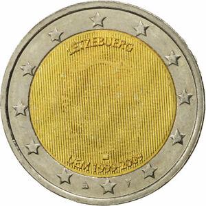 [#465939] Luxembourg, 2 Euro, EMU, 2009, SPL, Bi-Metallic