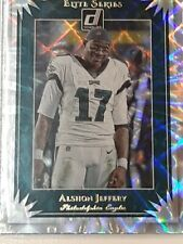 2019 Panini Donruss Elite Series Alshon Jeffery #ES-12 Philadelphia Eagles