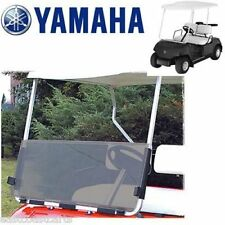 Yamaha G22 G-Max Golf Cart Windshield CLEAR (Free Shipping)