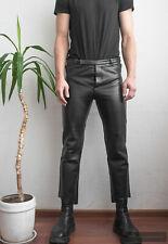 Capre Diem leather pants lmaltieri carol christian poell maurizio amadei ma+