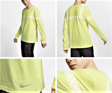 Men's Long-Sleeve Running T-Shirt ,Nike Dri-FIT ,Retail $60.00,Style-CJ0147-335