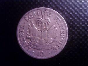 HAITI   10 CENTS   1949    SEP21
