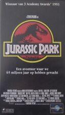 JURASSIC PARK  - BY STEVEN SPIELBERG - VHS