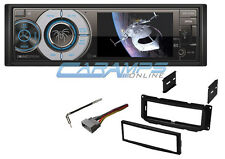 "NEW 3.4"" SOUNDSTREAM CD & DVD PLAYER CAR STEREO RADIO W USB INPUT & INSTALL KIT"