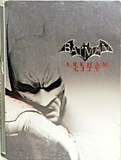 Batman Arkham City Steelbook Edition (Xbox 360) Includes Game.