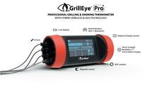 GrillEye Pro Plus Wireless Grilling & Smoker Thermometer (includes 2 Probes)