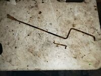 Case 540C Tractor Throttle dash  Linkage Rod Parts 530 Case O Matic transmission