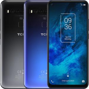 "TCL 10 5G (2020) - 128GB Blue/Mercury Grey - Unlocked Grade A ""eBay Very Good"""
