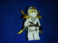 Lego, Ninjago Zane ZX with armor figure, genuine.
