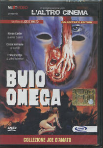 Buio Omega DVD NUOVO SIGILLATO Joe D'amato