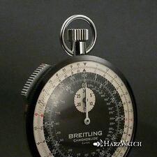Breitling chronoslide réf. 1577 Stopwatch nos Chronomètre Valj .320 environ 1967