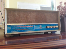 Radio Virer-SR2400 Radio antigua a válvulas, Vintage, tube, valve
