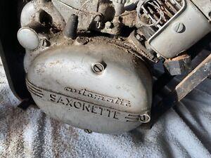 Moteur Sachs Saxonette 47 cm ³ Sachs