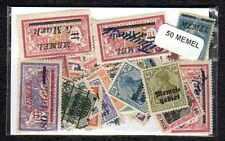Memel 50 timbres différents