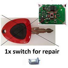 1x FERRARI f 430 f430 pulsante per la riparazione chiave telecomando