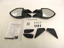 Arctic Cat Windshield Mirror Kit Pair See Listing for fitment 6639-902