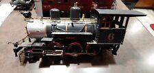 LGB Trains 2 Locomotive Rail Cars,Tracks, Accessories & Power Supply Lot