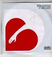 (CI285) Andy Burrows, If I Had A Heart - 2011 DJ CD