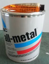 USC 14060 ALL- METAL FILLER TO METAL AUTO BODY SHOP PAINT 1 QUART WITH HARDENER