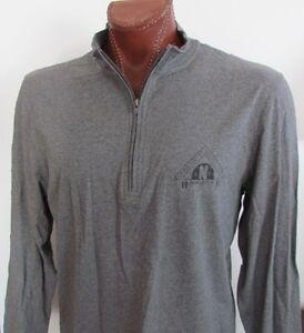 SALE NWT Nautica 1/4 Zip  Pajama Shirt Sleep Top Size L