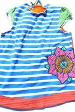 paglie Camiseta, azul multicolor talla 104
