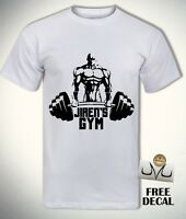 DBZ Jiren T-shirt Funny Dragon Ball Z Super Goku Gym Training New Anime Top Mens