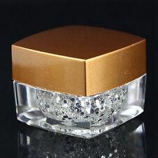 Shimmer Nail Art Powder Dust Polish For UV Gel Acrylic Tips Manicure Decoration