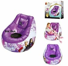 Disney Descendants Inflatable Chair Chill Chair RRP £ 29.99