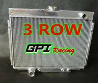 GPI 3ROW ALUMINUM  RADIATOR FOR 68-70 MERCURY COUGAR/XR7/TORINO BIG BLOCK V8