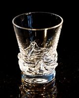Beautiful Daum Sorcy Liqueur Shot Glass