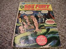 Sgt. Fury and His Howling Commandos # 73 8159 47 45 112 (1963 Series) Marvel