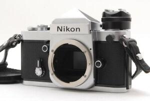 [ TOP MINT ] Nikon F2 Eye Level Finder Silver SLR 35mm Film Camera Japan #1555