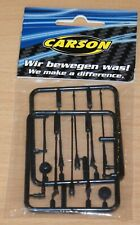 Carson 500907603 1/14 Universal Antenna Set (Tamiya Trucks), NIP