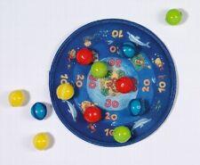 """Dartscheibe """"Klett"""" Ozean Steeldart Dart Wurfspiel Dartboard Kinder ink.12 Bälle"""