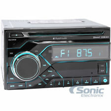 Planet Audio Pb475Rgb Double Din Bluetooth In-Dash Cd/Am/Fm Car Stereo Receiver