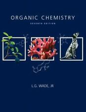 Organic Chemistry by Leroy G., Jr. Wade (2009, Hardcover) w/ Solutions Manual