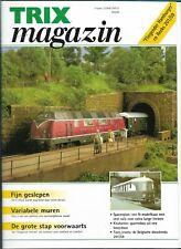 Trix Magazin 3/2004 Nederlands